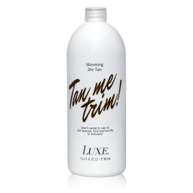 LUXE Slimming tan 1l
