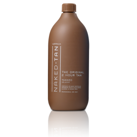 Tanned solution 10% 1l